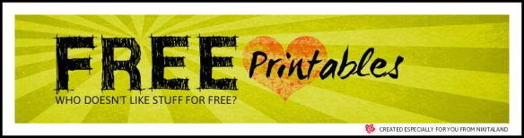 Printables & Crafts