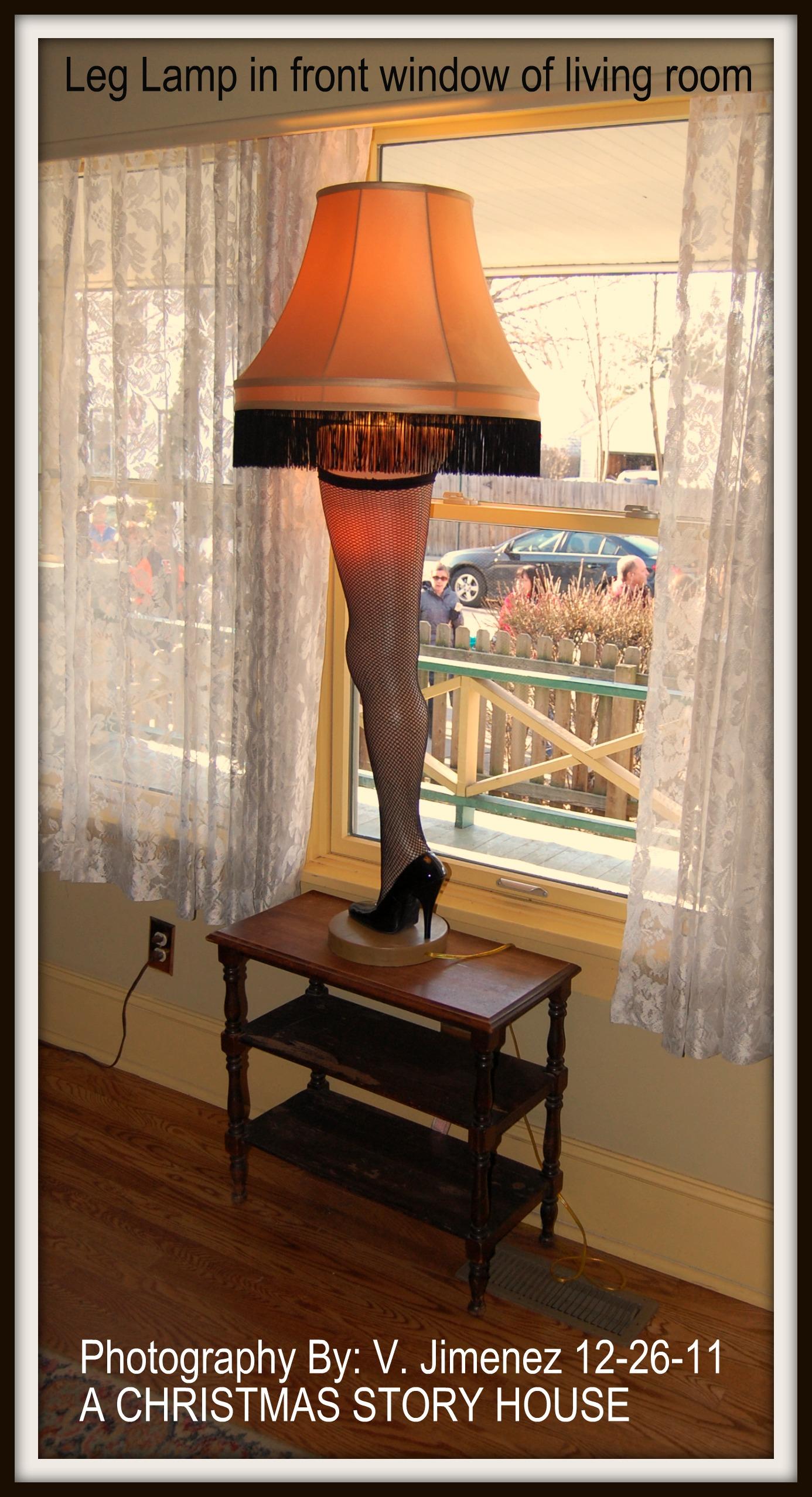 Leg Lamp Christmas Movie