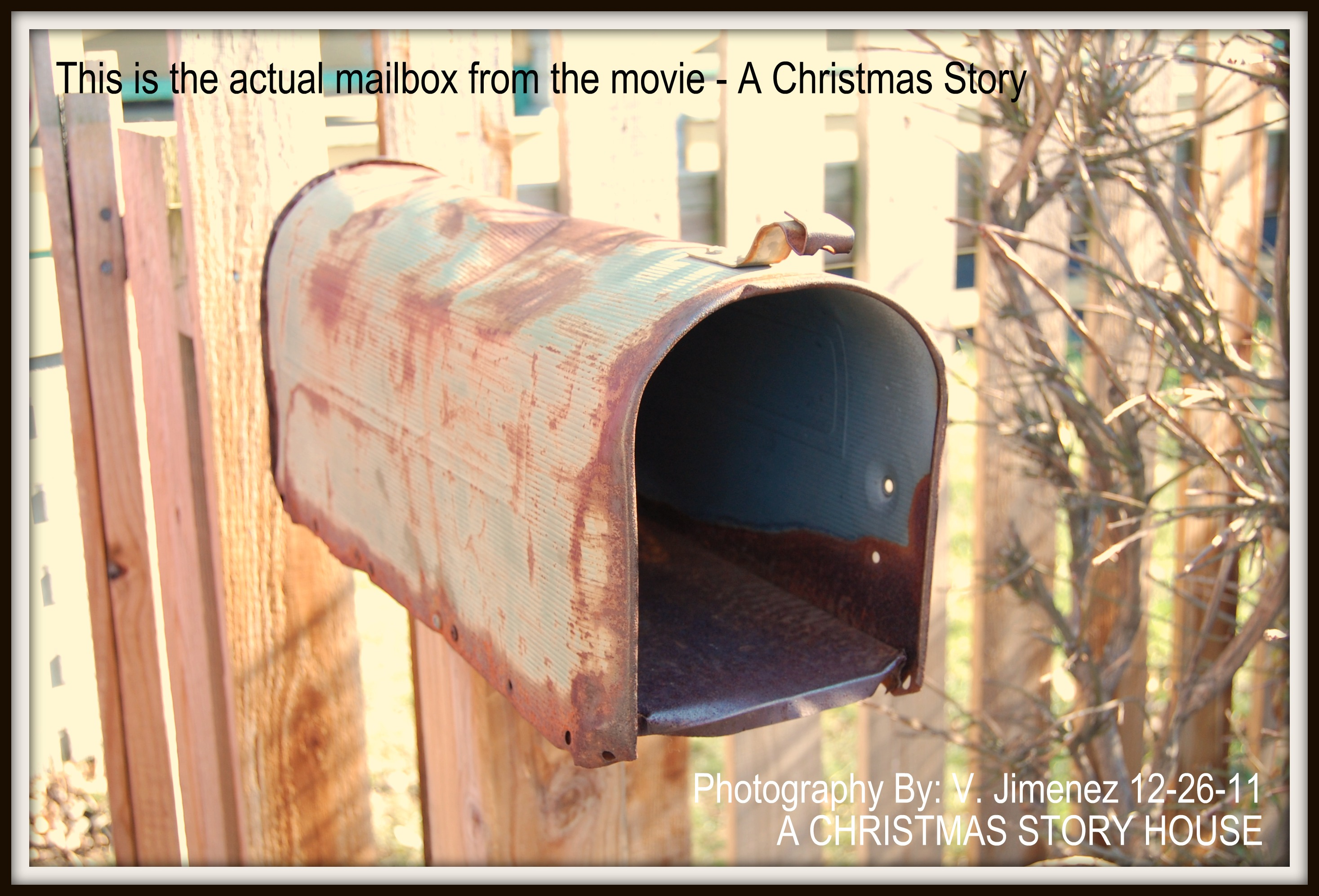 Up Movie Mailbox