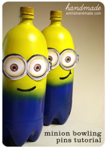 MINION DISPICABLE ME