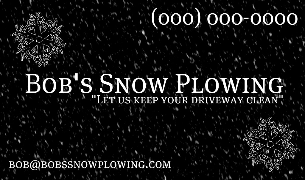ATTENTION All Snow Plowers! | Nikitaland