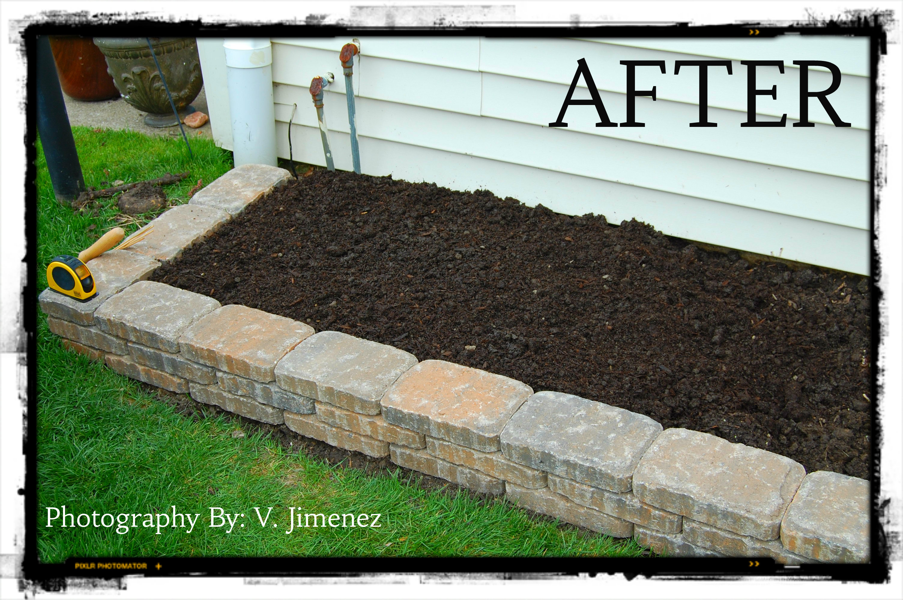Landscaping Bricks : Building the perfect garden spot nikitaland
