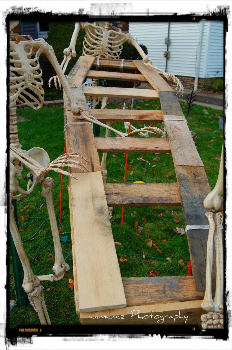 bookcase coffin plans