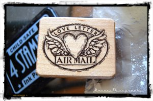 LOVE LETTERS STAMP