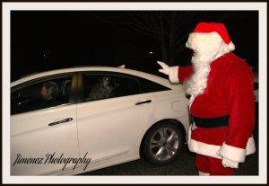 Nikita Meets Santa