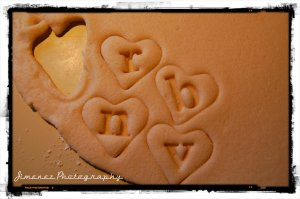 SALT DOUGH CUTOUTS