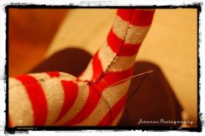 Sock Bunny13