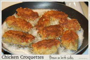 CHICKEN CROQUETTES3