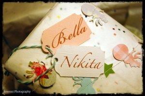GIFT FOR NIKITA AND BELLA