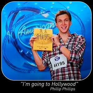 Phillip Phillips Golden Ticket