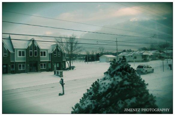SNOWY MARCH 2 2013