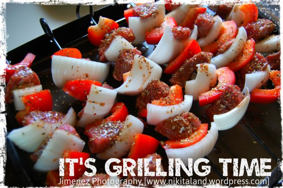 GRILLING TIME