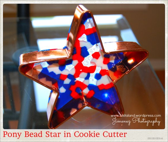 PONY BEAD STAR COOLING