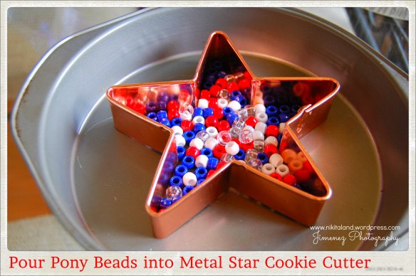 PONY BEAD STAR