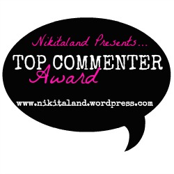 TOP COMMENTER AWARD 250 x 250