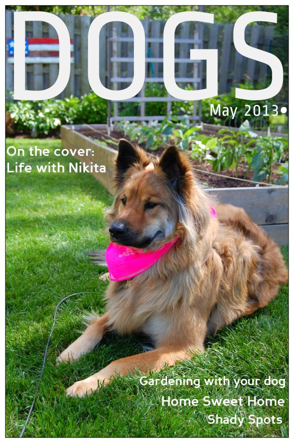 NIKITA MAGAZINE COVER