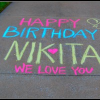 Happy Birthday Nikita!