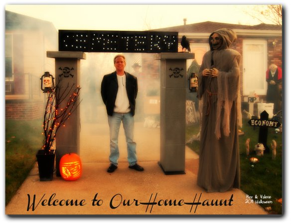 2011 Home Haunt Photo