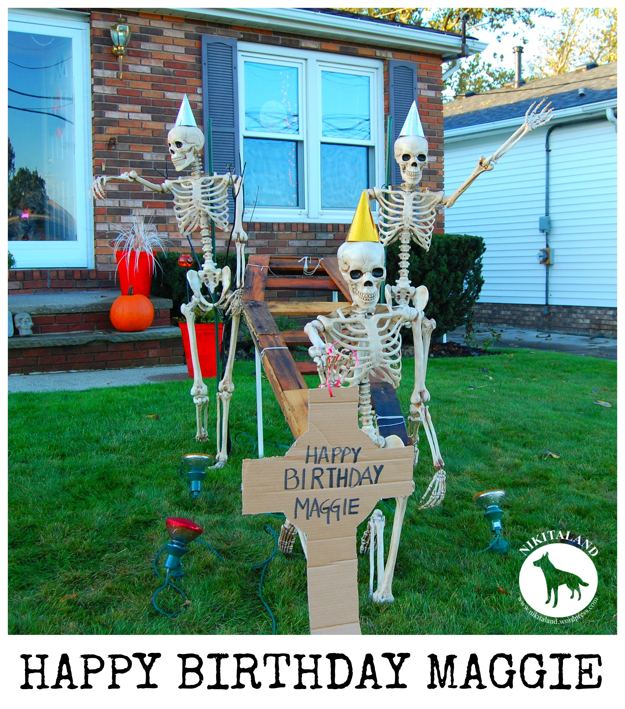 Happy Birthday Maggie! | Nikitaland