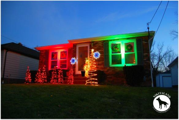 HOUSE CHRISTMAS LIGHTS