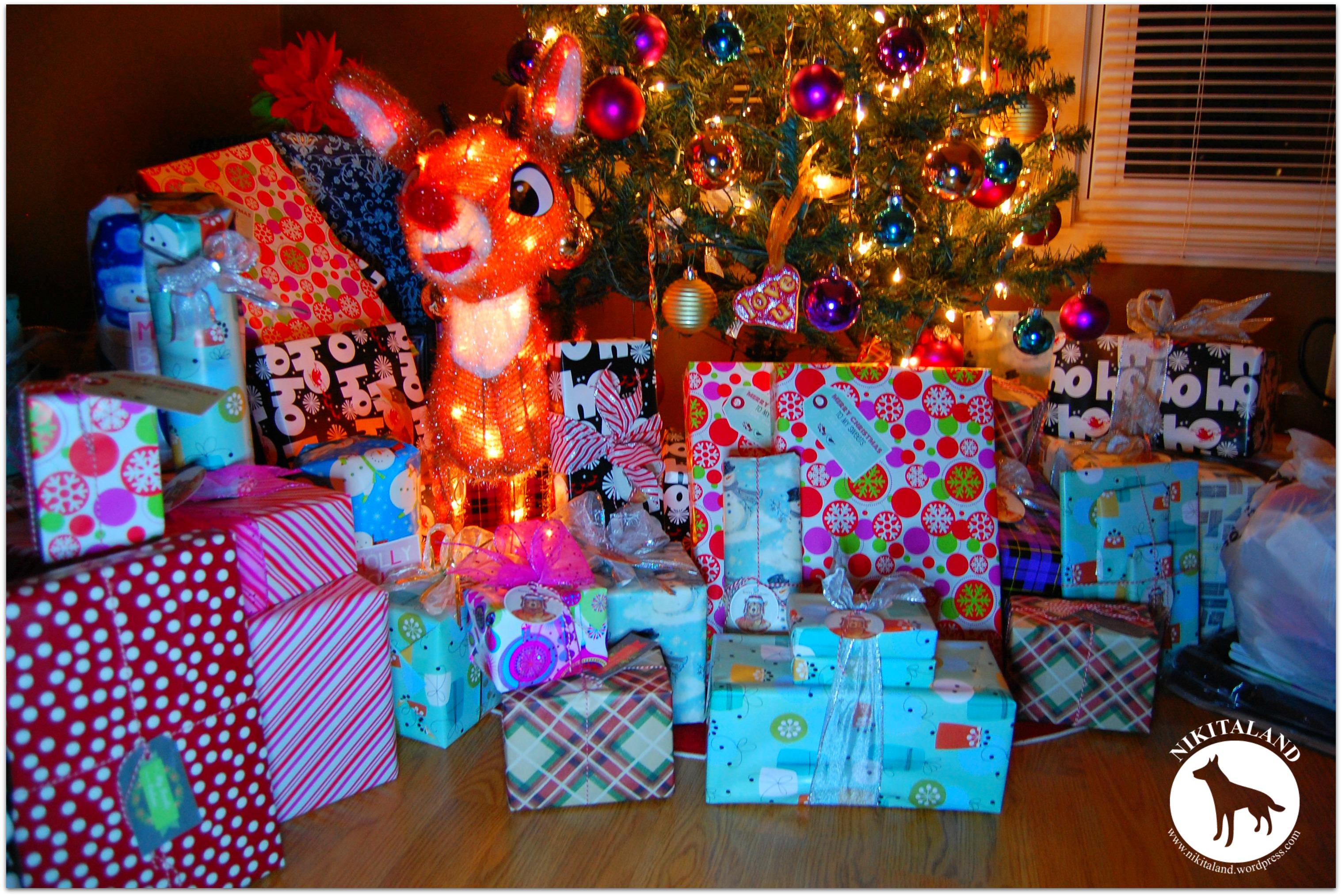 Christmas Presents | Nikitaland