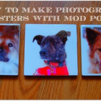 How to Make a Photograph Coaster