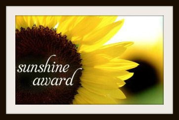 SUNSHINE AWARD2A