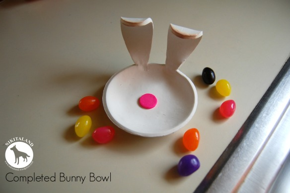 COMPLETED BUNNY BOWL