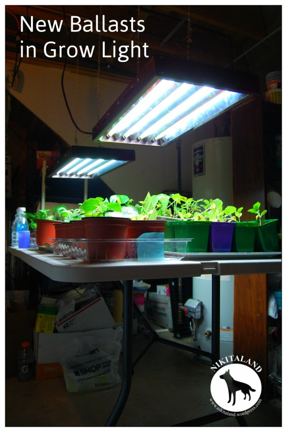 NEW BALLASTS IN GROW LIGHT