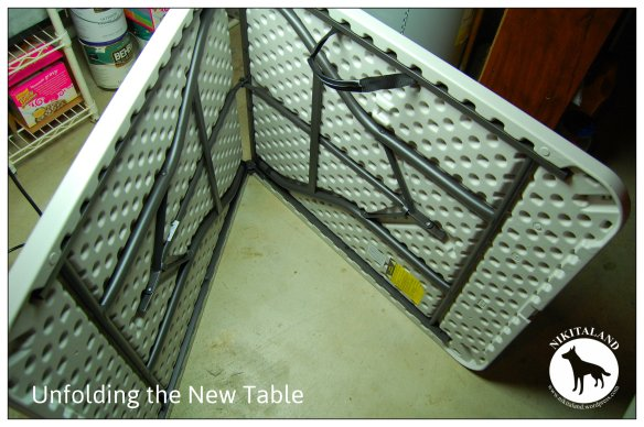 UNFOLDING THE NEW TABLE