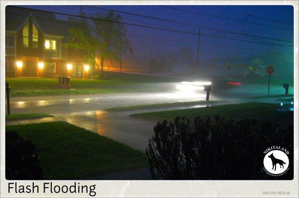 FLASH FLOODING 5-12-14
