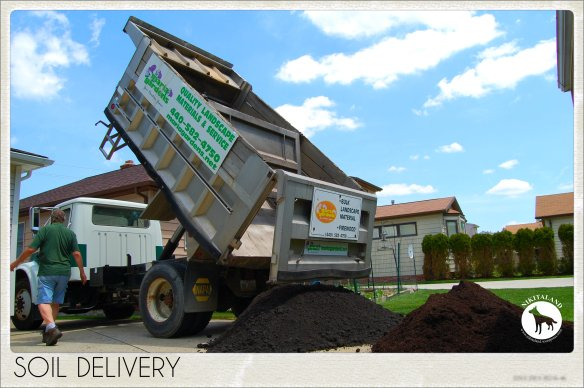 SOIL DELIVERY 5-31-14