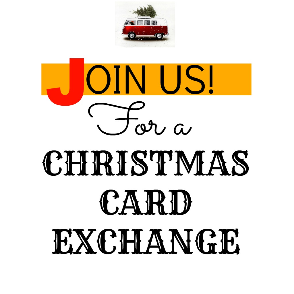 Christmas Card Exchange | Holliday Decorations