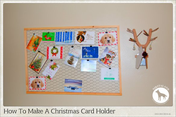 HOLIDAY CARD HOLDER7