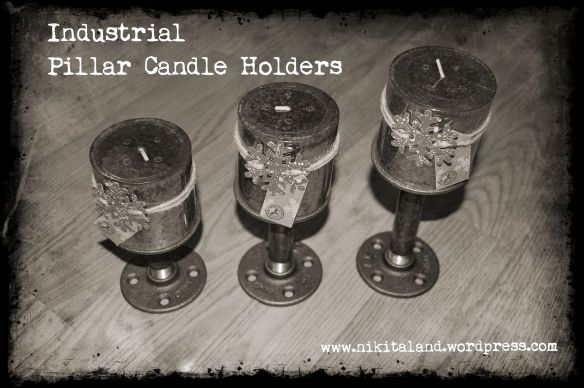 INDUSTRIAL CANDLE HOLDERS3