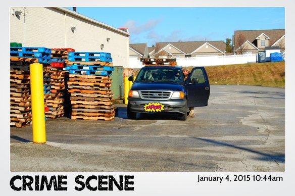CRIME SCENE1