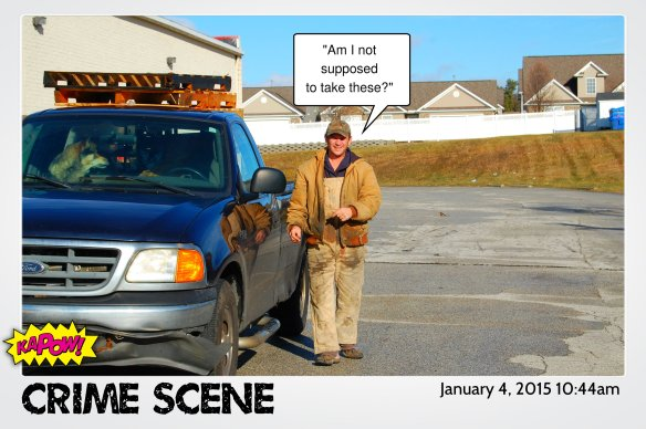 CRIME SCENE2