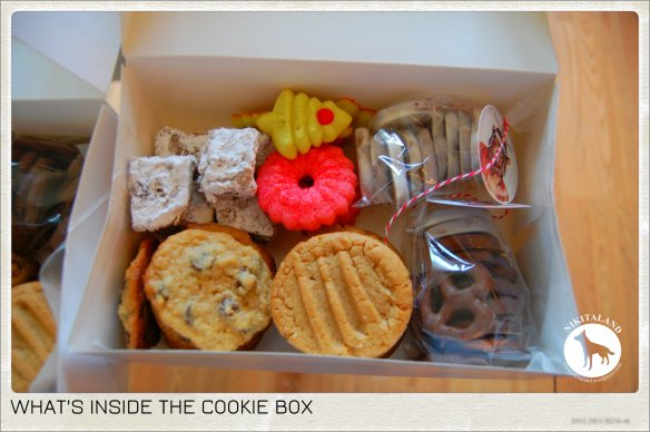 INSIDE THE COOKIE BOX