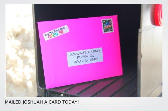 JOSHUAHS CARD