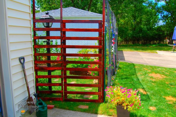 Garden Door 6